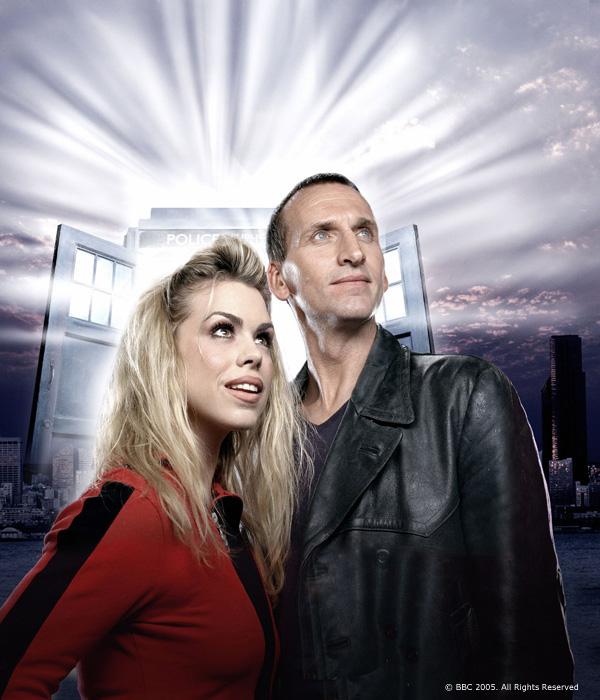 Doctor Who - saison 1 2